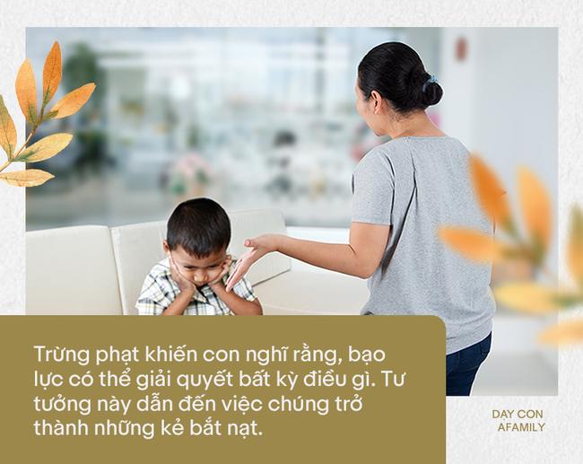 9 lý do cha mẹ đừng bao giờ áp dụng các biện pháp trừng phạt với con cái, con không ngoan hơn mà còn nổi loạn - Ảnh 9