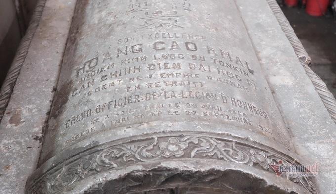 Chục gia đình sống trong ngôi mộ cổ, chuyện rợn tóc gáy giữa lòng thủ đô - Ảnh 2