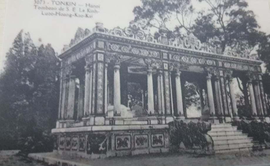 Chục gia đình sống trong ngôi mộ cổ, chuyện rợn tóc gáy giữa lòng thủ đô - Ảnh 3