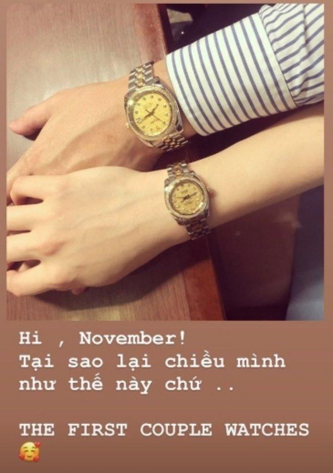 Em chồng Hà Tăng tặng quà 'khủng', hot girl Linh Rin phản ứng bất ngờ - Ảnh 1