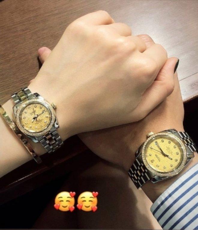 Em chồng Hà Tăng tặng quà 'khủng', hot girl Linh Rin phản ứng bất ngờ - Ảnh 2
