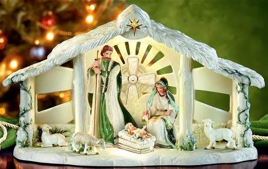 Gia đình sống đức tin trong Mùa Vọng và Giáng Sinh.