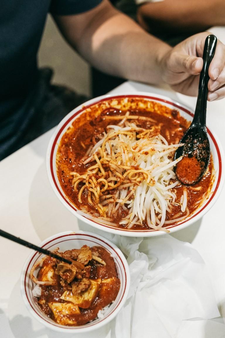 Món mì cay nhất Tokyo khiến thực khách vừa ăn vừa khóc - Ảnh 6