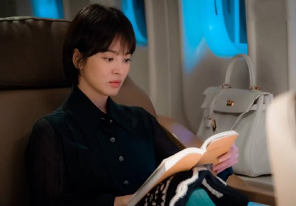 Song Hye Kyo giảm cân nhờ uống 3 lít nước chanh pha loãng mỗi ngày - Ảnh 3