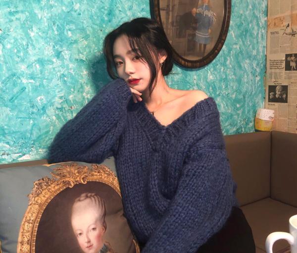 4 item khó thiếu trong tủ đồ của con gái Hàn mùa đông - Ảnh 8