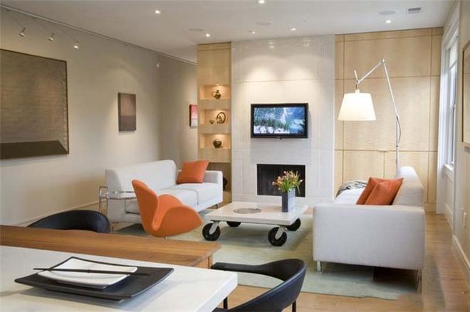 Những cách trang trí phòng khách bạn cần tham khảo khi chỉ còn 1 tháng nữa là Tết - Ảnh 1