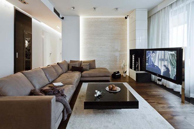 Những cách trang trí phòng khách bạn cần tham khảo khi chỉ còn 1 tháng nữa là Tết - Ảnh 3