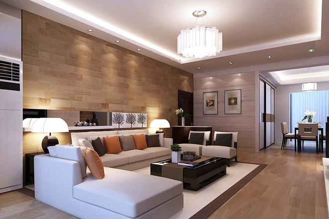 Những cách trang trí phòng khách bạn cần tham khảo khi chỉ còn 1 tháng nữa là Tết - Ảnh 4