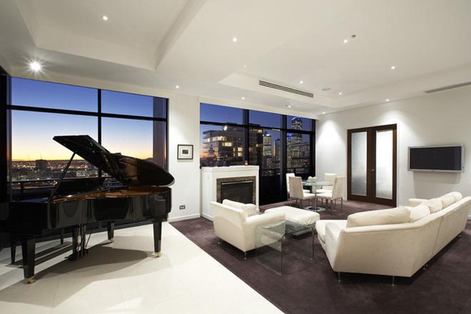 Những cách trang trí phòng khách bạn cần tham khảo khi chỉ còn 1 tháng nữa là Tết - Ảnh 5