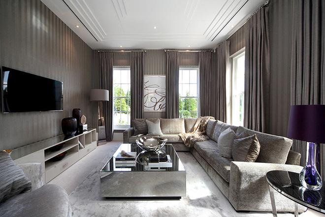 Những cách trang trí phòng khách bạn cần tham khảo khi chỉ còn 1 tháng nữa là Tết - Ảnh 6