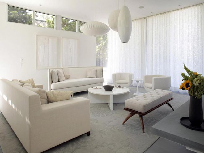 Những cách trang trí phòng khách bạn cần tham khảo khi chỉ còn 1 tháng nữa là Tết - Ảnh 9