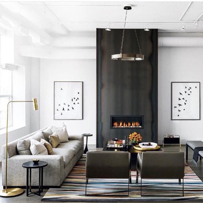 Những cách trang trí phòng khách bạn cần tham khảo khi chỉ còn 1 tháng nữa là Tết - Ảnh 10