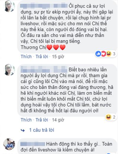 Phản ứng lạ của Thu Minh giữa tâm điểm 'gương vỡ lại lành' với học trò Hương Tràm - Ảnh 3