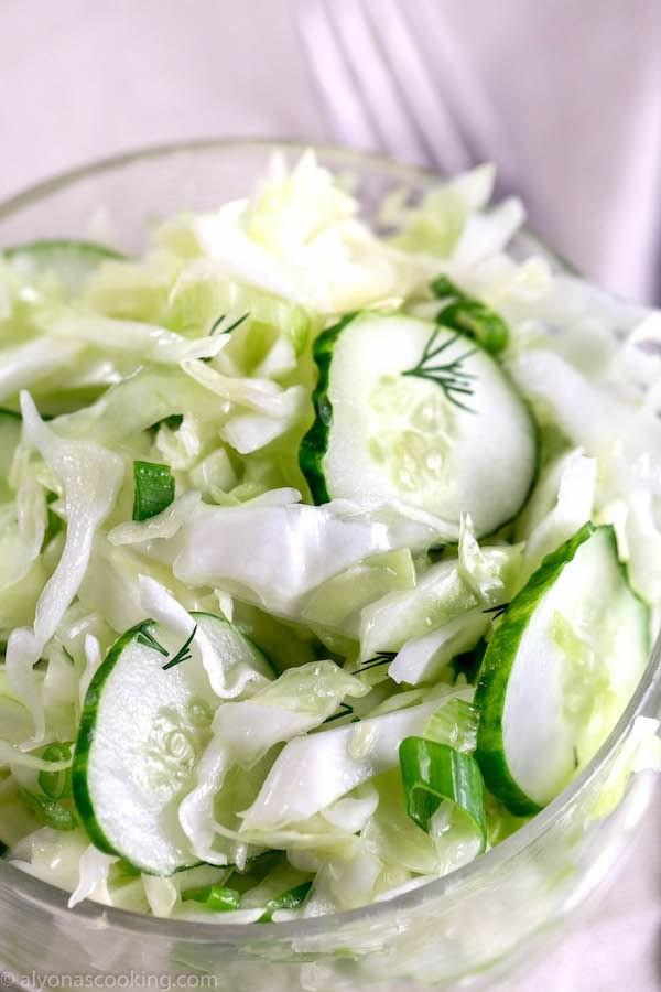 Ăn món salad này mỗi trưa, đảm bảo từ giờ đến Tết bạn có eo thon mặc áo dài siêu đẹp - Ảnh 5