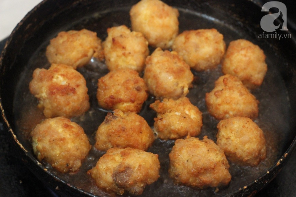 Chỉ một lần làm thử món trứng bọc thịt theo cách này, không ngờ nó lại trở thành món tủ của gia đình tôi - Ảnh 8