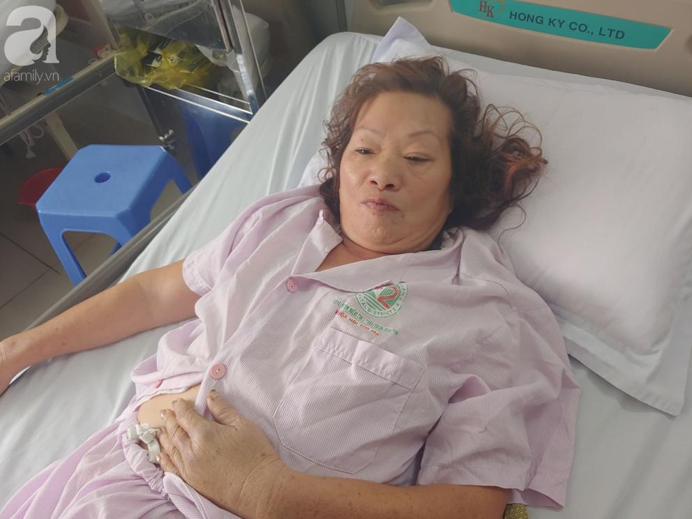Mẹ nhồi máu cơ tim nặng được người dưng đưa đi cấp cứu, con gái ruột nói 'nghèo quá, không lo được' rồi biệt tăm - Ảnh 2
