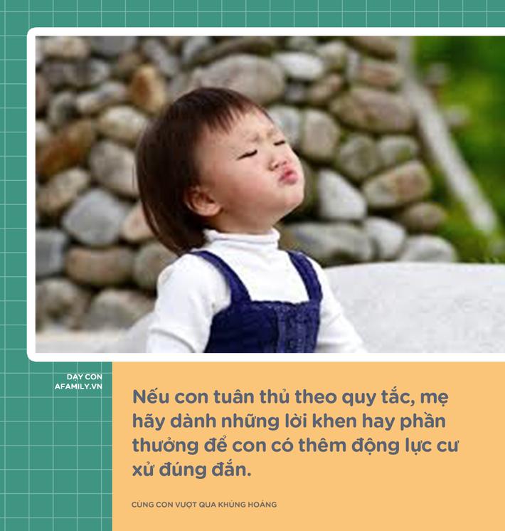 """Mệt mỏi vì con khủng hoảng tuổi lên 3, đây là 6 cách giúp mẹ """"sống sót"""" qua giai đoạn khó khăn này - Ảnh 5"""