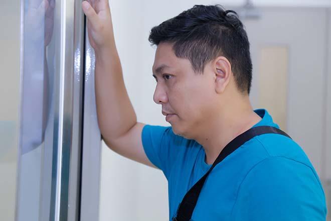 Chồng Thanh Thúy vào tận phòng sinh, chứng kiến vợ vượt cạn - Ảnh 4
