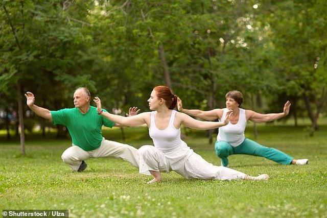 Những cách tập thể dục tốt nhất với từng độ tuổi - Ảnh 5