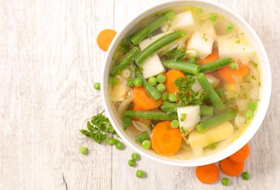 Những loại súp rau tốt cho bé, tăng miễn dịch, giảm táo bón - Ảnh 3