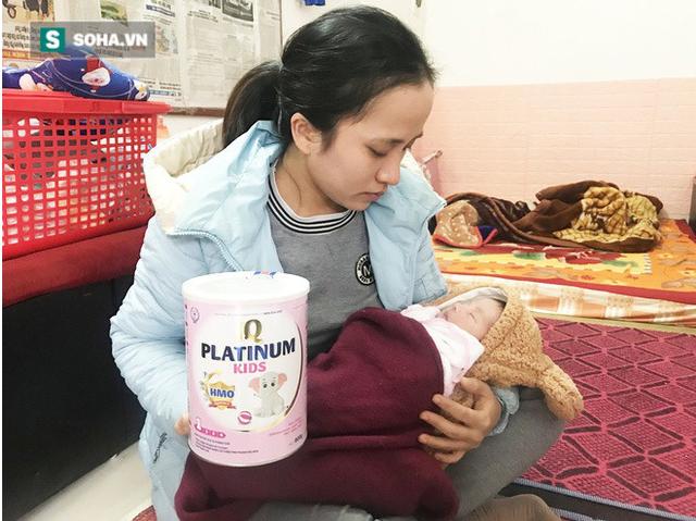 Rơi nước mắt hoàn cảnh thương tâm ở Hà Nội: Bố mất vì điện giật, bé gái chào đời khi mẹ băng huyết tử vong sáng 30 Tết - Ảnh 11