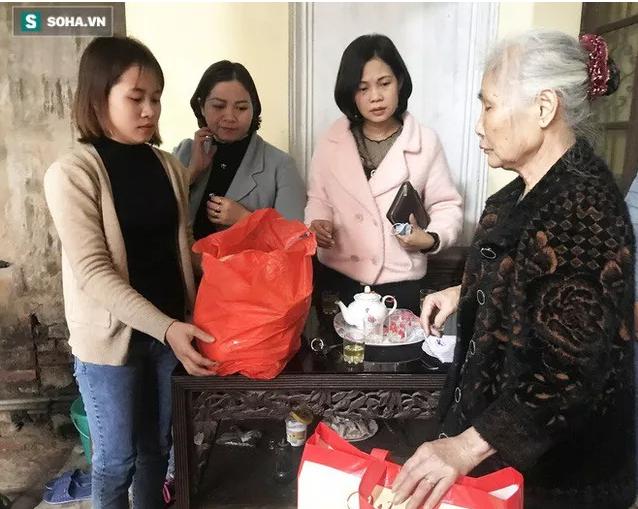 Rơi nước mắt hoàn cảnh thương tâm ở Hà Nội: Bố mất vì điện giật, bé gái chào đời khi mẹ băng huyết tử vong sáng 30 Tết - Ảnh 6
