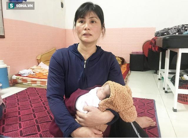 Rơi nước mắt hoàn cảnh thương tâm ở Hà Nội: Bố mất vì điện giật, bé gái chào đời khi mẹ băng huyết tử vong sáng 30 Tết - Ảnh 8