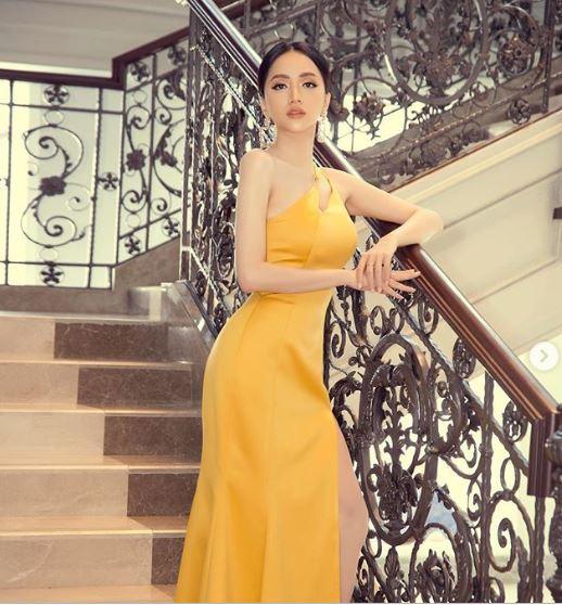 Cận kề thời khắc chuyển giao vương miện, Hoa hậu Hương Giang khoe vẻ đẹp miễn chê - Ảnh 6
