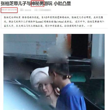 Thực hư loạt ảnh Trương Bá Chi lộ bụng bầu đi du lịch cùng 'người tình bí mật' bị rò rỉ trên mạng - Ảnh 5