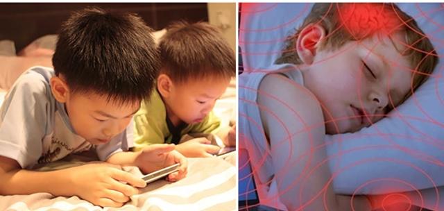 Cứ cho con ngủ với điện thoại và sóng wifi, lớn lên nguy cơ teo não vô sinh, bố mẹ hối cũng không kịp - Ảnh 1