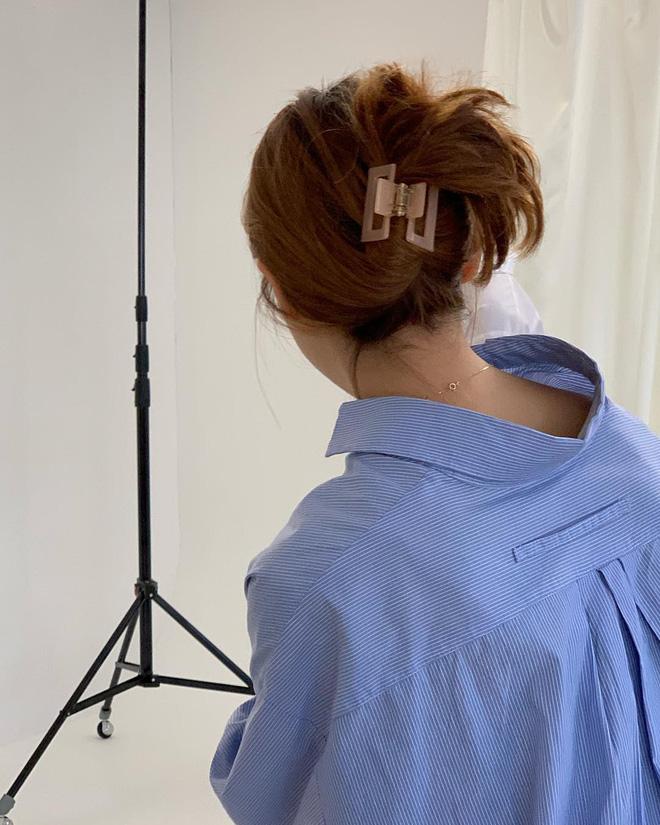 Từng bị không ít người cho là quê và nhạt nhưng giờ đây, 5 kiểu tóc này lại được các nàng sành điệu diện ầm ầm - Ảnh 4