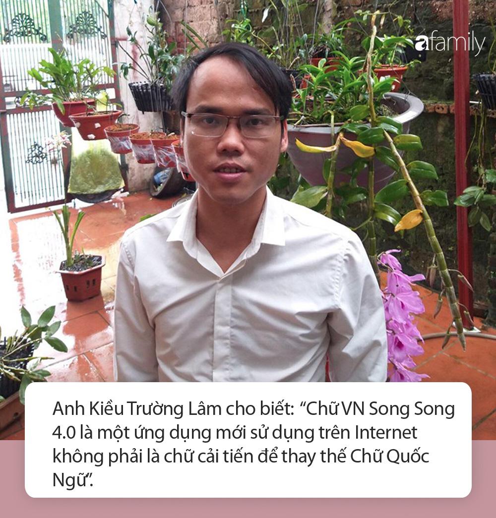 Tác giả Tiếng Việt không dấu gửi tâm thư đến độc giả: 'Việc sáng tạo một ứng dụng có gì sai?' - Ảnh 1