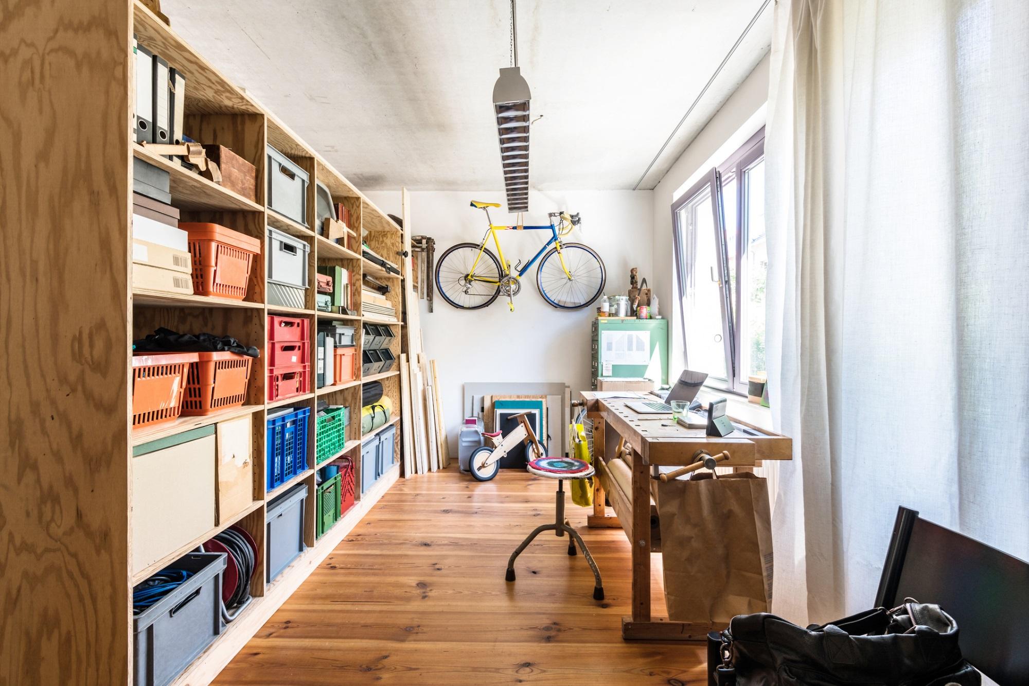 'Tiết lộ' vị trí đặt bàn làm việc tại nhà đem lại nguồn cảm hứng và năng suất lao động - Ảnh 1