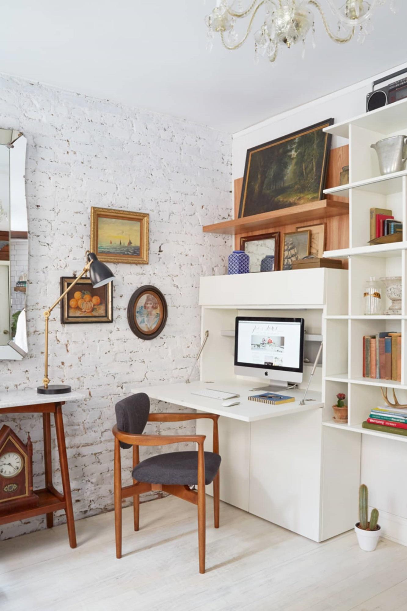 'Tiết lộ' vị trí đặt bàn làm việc tại nhà đem lại nguồn cảm hứng và năng suất lao động - Ảnh 5