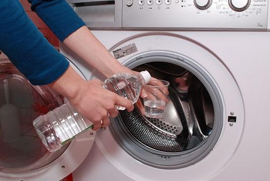 Mẹo cực hay giúp máy giặt sạch như mới mua trong tích tắc - Ảnh 1