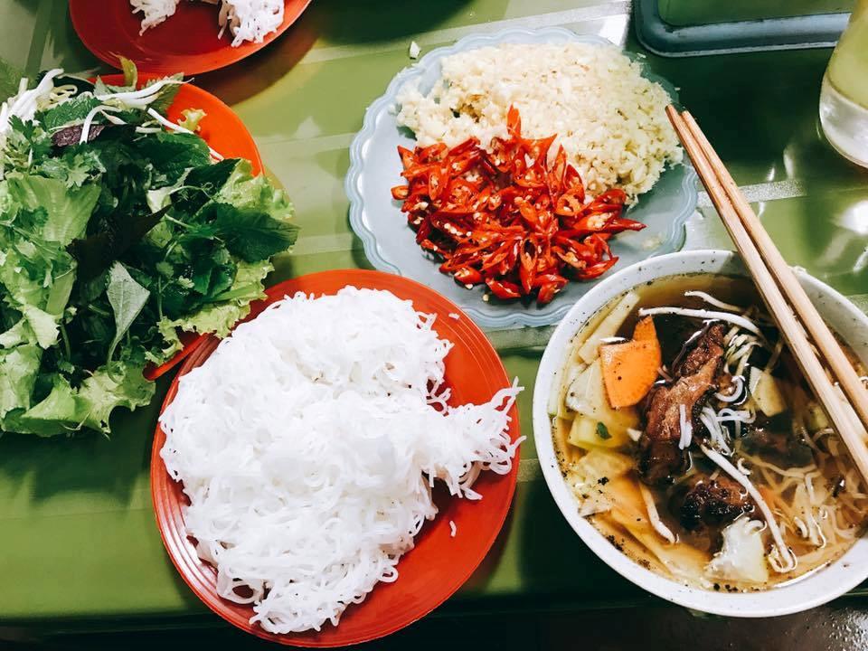 Điểm mặt quán ăn có thâm niên 20 năm của khách sành ăn đất Hà thành - Ảnh 2