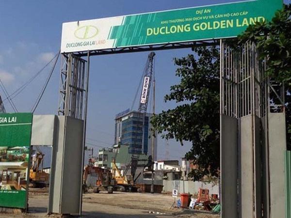 TPHCM: Lùm xùm chuyển nhượng căn hộ tại dự án Đức Long Golden Land - Ảnh 1