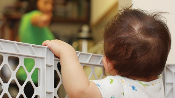 Tạo không gian an toàn cho trẻ em trong nhà ở - Ảnh 1