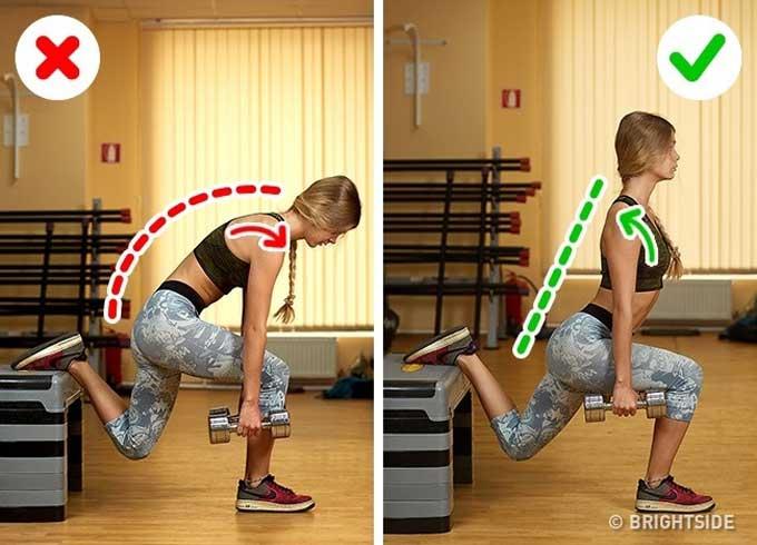 5 lỗi sai khi tập gym gây hại cho sức khỏe - Ảnh 4