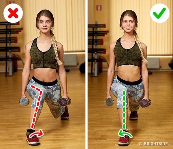 5 lỗi sai khi tập gym gây hại cho sức khỏe - Ảnh 5