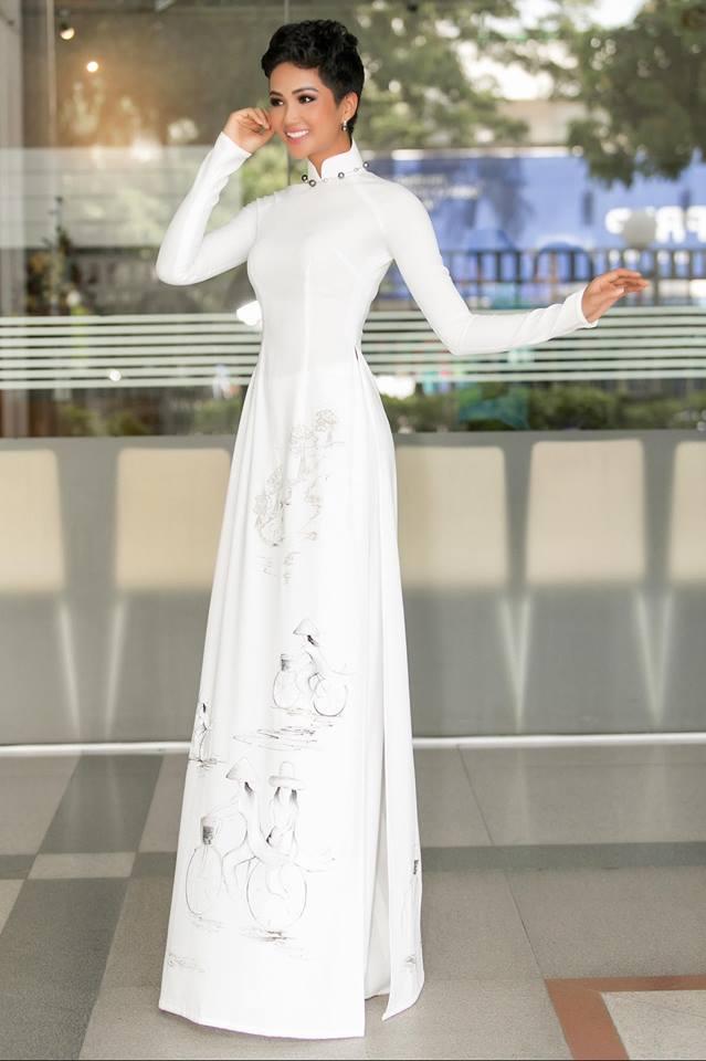 Bị chê như đàn ông, Hoa hậu H'Hen Niê quyết thay đổi kiểu tóc mới, nhìn là thích ngay - Ảnh 3