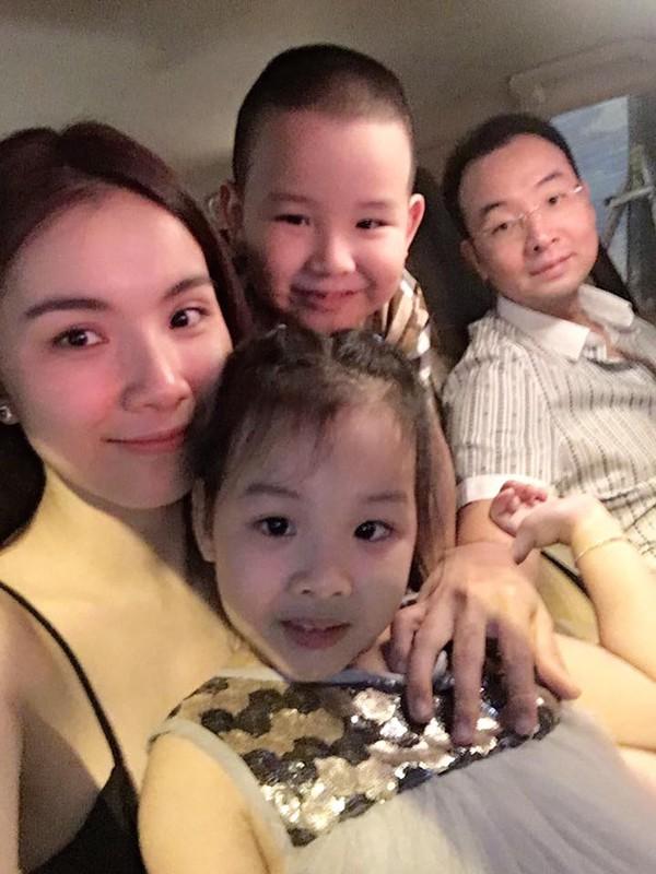 Hoa hậu Thùy Lâm: Thanh xuân sôi nổi, lấy chồng xong sống đời ẩn dật - Ảnh 3