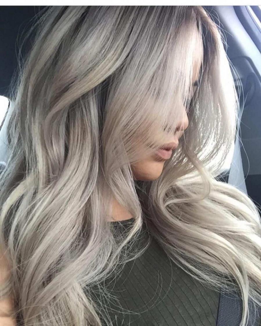 Những màu tóc dự là sẽ khuấy đảo mùa hè năm nay - Ảnh 2