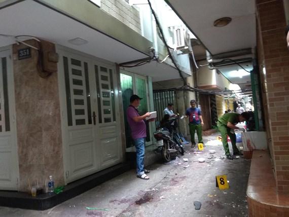 TP.HCM: Nghi án con gái tâm thần sát hại mẹ trong nhà vệ sinh - Ảnh 1