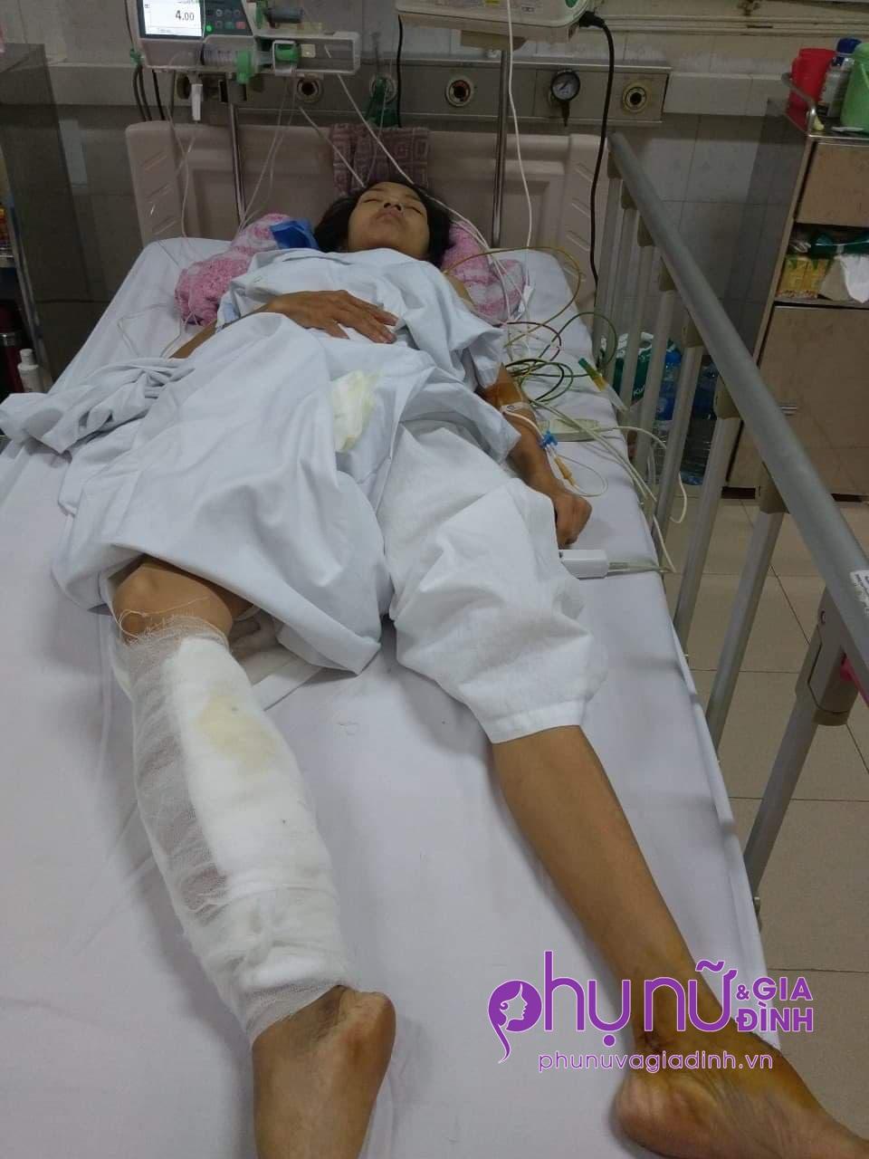 Mẹ giành giật sự sống trong bệnh viện, 3 đứa trẻ bơ vơ hàng ngày đứng đầu ngõ ngóng đợi vì mong nhớ - Ảnh 4