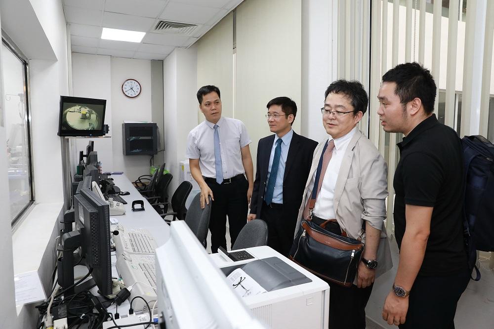 Nhật Bản chuyển giao công nghệ điều trị ung thư gan 'Siêu chọn lọc System - I' cho VINMEC - Ảnh 2