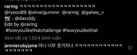 Các dancer của YG cũng 'đu trend' điệu nhảy đi đây đi đó của nhóm nam Việt Nam, hết Rosé đến Jennie cười ngất liệu BLACKPINK có tham gia? - Ảnh 2