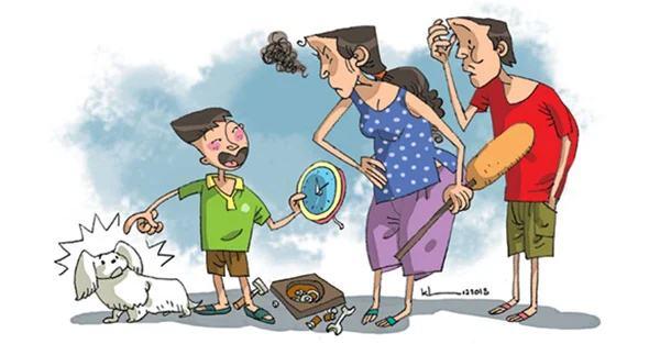 Cha mẹ nên làm gì khi phát hiện con mình nói dối? - Ảnh 1