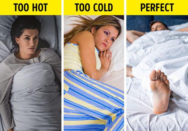 Tại sao đắp chăn đi ngủ mà chúng ta cứ phải thò chân ra ngoài mới chịu được: Thắc mắc có vẻ 'ngẩn ngơ' nhưng hóa ra đều có nguyên do cả - Ảnh 2
