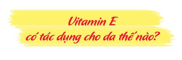 Dùng mặt nạ Vitamin E, có ngay làn da trắng bóc như trứng chỉ sau 2 ngày! - Ảnh 1